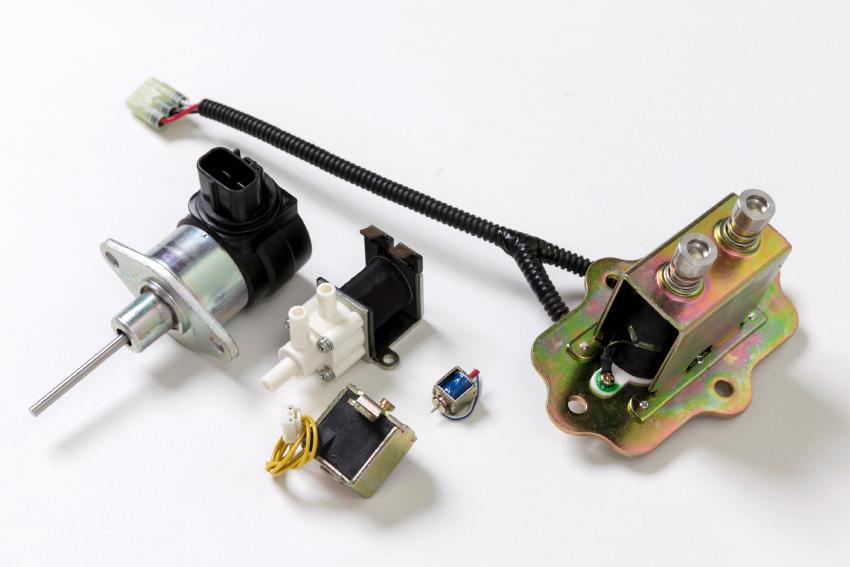 ソレノイド(電磁アクチュエータ)設計・製作