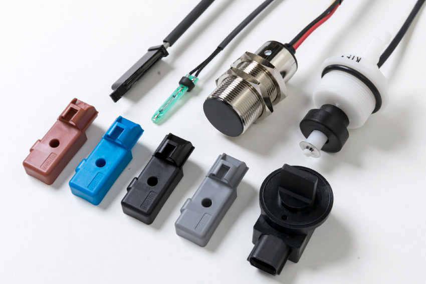 各種センサー 設計・製作